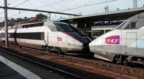 Ponctualité des trains régionaux en Languedoc-Roussillon